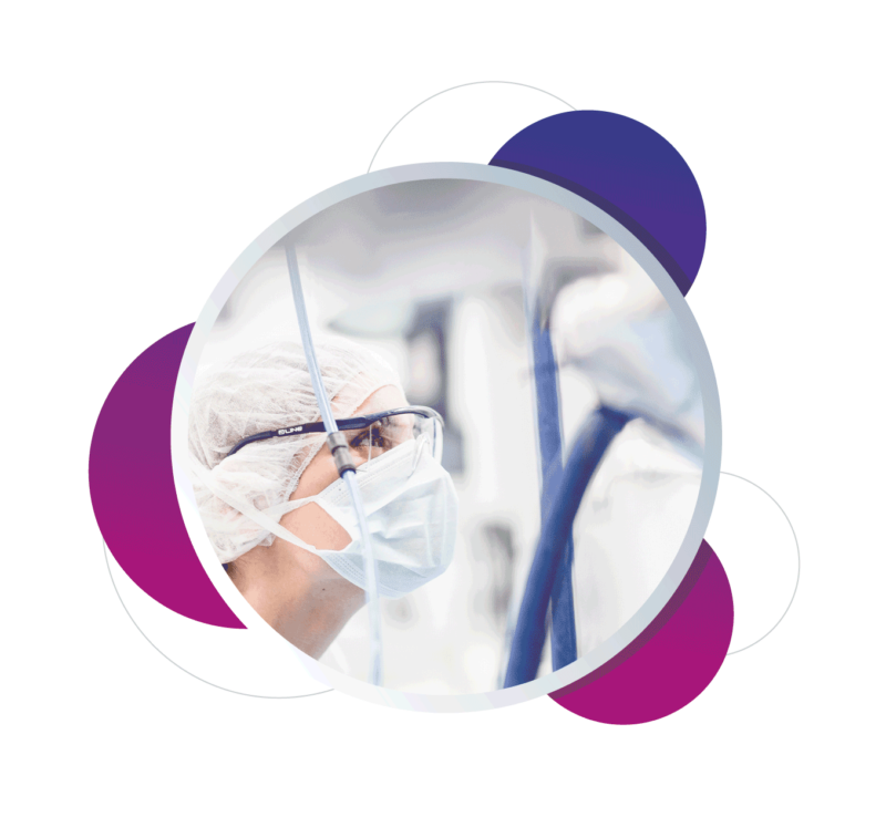 We are 3P. A fully integrated Biologics CDMO. We have what it takes to help you deliver advanced medicines. It's within us.