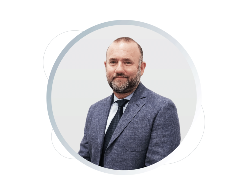 Diego Bochoeyer. Director of Strategic Development and Supply Chain
