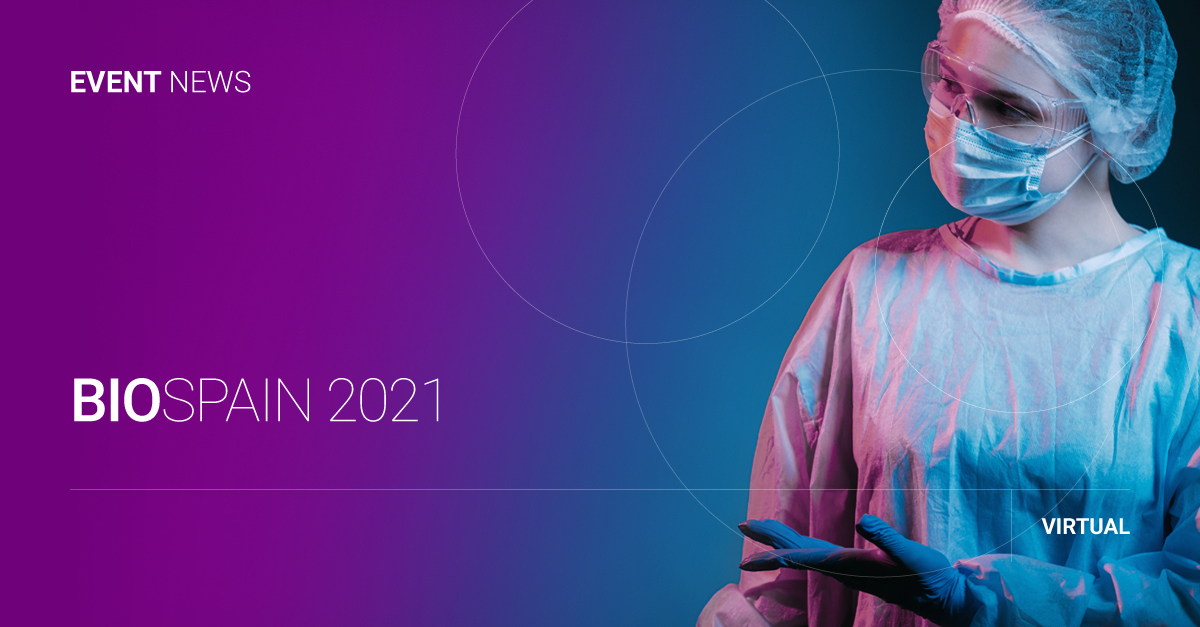 Biospain 2021 - Biospain is the largest biotech event organized by a national bioindustry association in Europe and one of the largest in the world by the number of one-to-one meetings and companies participating.